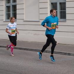 3. Tartu Linnamaraton/Sügisjooks - Sille Rell (2403), Aarne Nirk (2878)