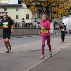 3. Tartu Linnamaraton/Sügisjooks - Liisa Varul (2514), Artur Ratskovski (2951)