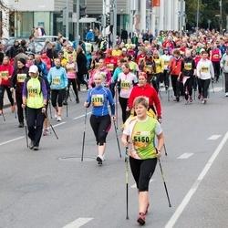 3. Tartu Linnamaraton/Sügisjooks - Jana Napritson (5150), Annika Põlgast (5178), Erika Reimann (5192)