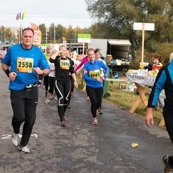 3. Tartu Linnamaraton/Sügisjooks - Aare Tinn (2100), Donald-Aik Sild (2558)