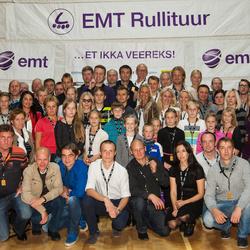 EMT Rullituur 2014 lõpetamine
