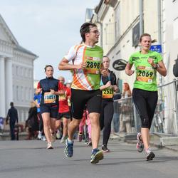 3. Tartu Linnamaraton/Sügisjooks - Anneliis Kilk (2069), Oskar Kilk (2898)