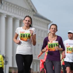 3. Tartu Linnamaraton/Sügisjooks - Anni-Mari Pehlak (2814)