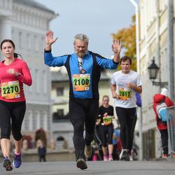 3. Tartu Linnamaraton/Sügisjooks - Aare Tinn (2100), Kaidi Rebane (2270)