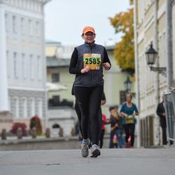 3. Tartu Linnamaraton/Sügisjooks - Anneli Vellerind (2585)
