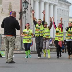 3. Tartu Linnamaraton/Sügisjooks - Ireen Reier (2780), Maie Pavljuk (2781), Külli Must (2783), Ago Koppel (2786)