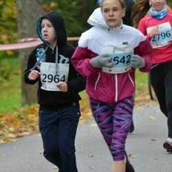 33. Paide-Türi rahvajooks - Ann Saaremaa (2642), Virko Veverson (2964)