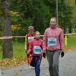 33. Paide-Türi rahvajooks - Anneli Krais (1979), Annika Krais (1980)
