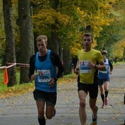 33. Paide-Türi rahvajooks - Indrek Ilumäe (14), Bert Tippi (25)