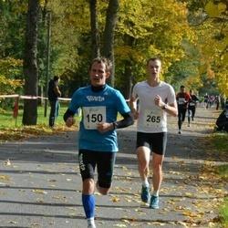 33. Paide-Türi rahvajooks - Erkki Hummal (150), Arthur Kooser (265)