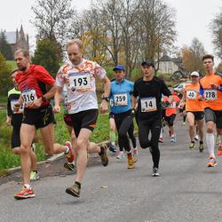 59. Viljandi Linnajooks - Janar Pähn (14), Mart Einasto (40), Margus Maiste (144), Pärtel Piirimäe (193), Andi Linn (259), Jüri Uha (278), Kalvi Reivelt (316)