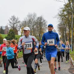 59. Viljandi Linnajooks - Margus Jänes (66), Arne Sammel (228)