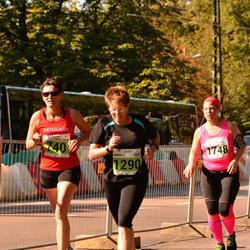 SEB Tallinna Maraton - Pia Brinck Reckert (740), Andrea Meyer (1290), Eva Närhi (1748)