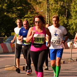 SEB Tallinna Maraton - Juha Tolvanen (1222), Aet Kull (2878)