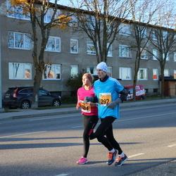 41. Saaremaa Kolme Päeva Jooks - Mikk Paris (292), Anastasia Gerassimova (384)