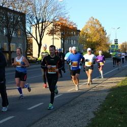 41. Saaremaa Kolme Päeva Jooks - Aarne Hõbelaid (127), Mati Ruul (487)