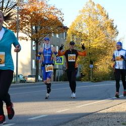 41. Saaremaa Kolme Päeva Jooks - Rain-Maik Laht (276), Toomas Ellmann (290), Aalo Kukk (467)