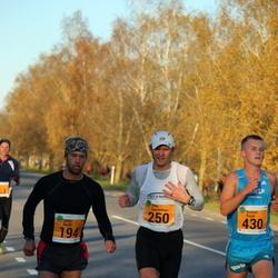 41. Saaremaa Kolme Päeva Jooks - Erkki Aadli (194), Alar Savastver (250)