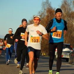 41. Saaremaa Kolme Päeva Jooks - André Abner (103), Indrek Tikva (181)