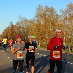 41. Saaremaa Kolme Päeva Jooks - Annika Vaher (114), Villu Kask (223)