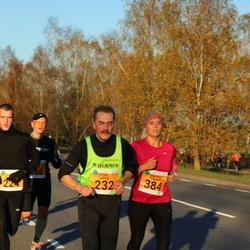 41. Saaremaa Kolme Päeva Jooks - Juhan Telling (232), Anastasia Gerassimova (384)