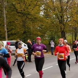 41. Saaremaa Kolme Päeva Jooks - Agne Väljaots (106), Kristiina Ojamäe (439)