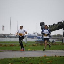 41. Saaremaa Kolme Päeva Jooks - André Abner (103), Tom Pakri (529)
