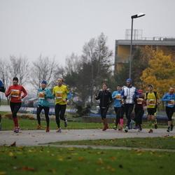 41. Saaremaa Kolme Päeva Jooks - Andre Pukk (55), Merike Muru (142)