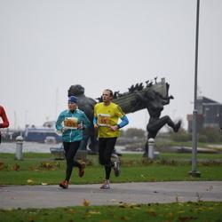 41. Saaremaa Kolme Päeva Jooks - Andre Pukk (55), Kirti Rebane (485)