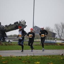 41. Saaremaa Kolme Päeva Jooks - Aivo Jõemets (60), Knut Hanga (65), Anastasia Gerassimova (384)