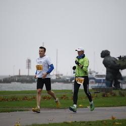 41. Saaremaa Kolme Päeva Jooks - Gatis Madzins (251), Erkki Pikk (410)