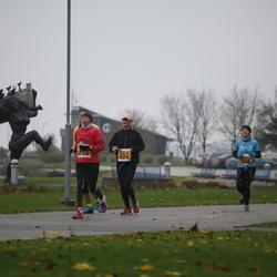 41. Saaremaa Kolme Päeva Jooks - Annika Veimer (273), Airi Sokk-Kaha (424)