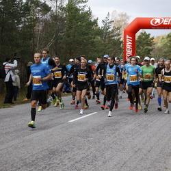 41. Saaremaa Kolme Päeva Jooks - Mark Abner (101), Rait Ratasepp (108), Ago Veilberg (179), Andrus Lein (270), Kaupo Sasmin (340)