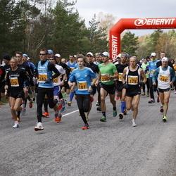41. Saaremaa Kolme Päeva Jooks - Mark Abner (101), Ago Veilberg (179), Ants Kuusik (249), Tõnu Lillelaid (323), Kaupo Sasmin (340)