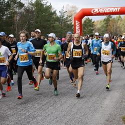 41. Saaremaa Kolme Päeva Jooks - Mark Abner (101), Ago Veilberg (179), Andreas Kraas (238), Ants Kuusik (249)