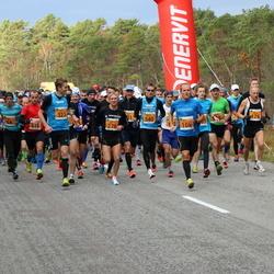 41. Saaremaa Kolme Päeva Jooks - Rait Ratasepp (108), Ago Veilberg (179), Ants Kuusik (249), Andrus Lein (270), Tõnu Lillelaid (323), Kaupo Sasmin (340)