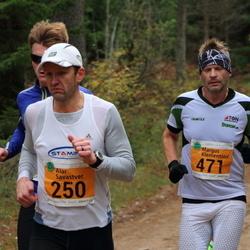 41. Saaremaa Kolme Päeva Jooks - Alar Savastver (250), Margus Klementsov (471)
