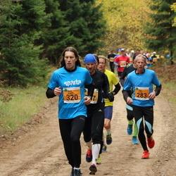41. Saaremaa Kolme Päeva Jooks - Ago Kokk (283), Priit Kajari (320)