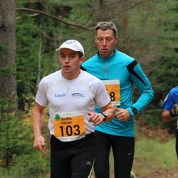 41. Saaremaa Kolme Päeva Jooks - André Abner (103)