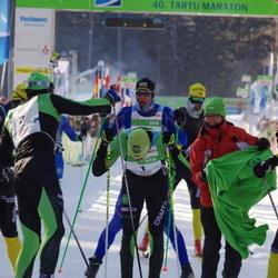 40. Tartu Maraton - Anders Aukland (1), Jerry Ahrlin (5)