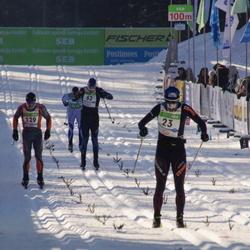 40. Tartu Maraton - Vincent Duchene (23), Meelis Rebane (62), Alar Savastver (129)