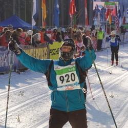 40. Tartu Maraton - Arne Kööbi (920)