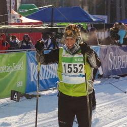 40. Tartu Maraton - Urmas Peiker (1552)