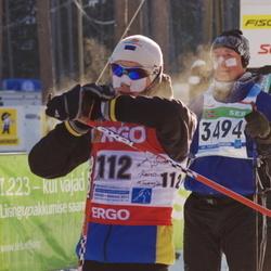 40. Tartu Maraton - Ago Veilberg (112), John Gjolstad (3494)