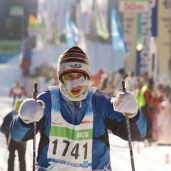 40. Tartu Maraton - Bruno Münter (1741)