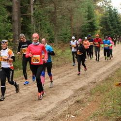 41. Saaremaa Kolme Päeva Jooks - Agne Väljaots (106), Pirje Külaots (115)