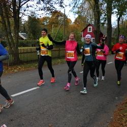 41. Saaremaa Kolme Päeva Jooks - Kaido Vetevoog (271), Annika Veimer (273)
