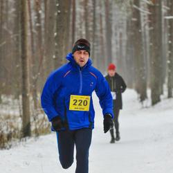 Heategevuslik 4. Pääsküla raba maraton - Aare Kutsar (220)