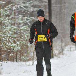 Heategevuslik 4. Pääsküla raba maraton - Armin Soosalu (227)