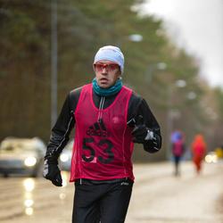 Vana-aasta jooks ja maraton - Andre Abner (53)